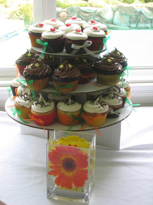 Cupcakes Wedding Shower